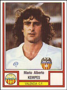Mario Kempes 1983