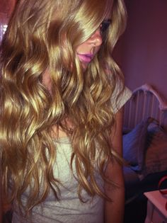 Another Beachy Waves Tutorial