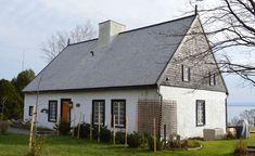 Maison Hébert-Dit-Lecompte Colonial, Early Settler, France 2, Australia Living, Quebec City, Architecture, My Dream Home, Great Places, Cabin