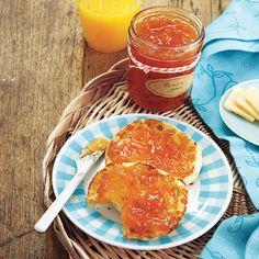 How to make homemade Peach Cinnamon Jam #recipe