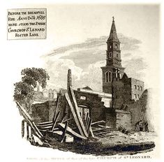 Christ Church, Newgate Street with St Leonard, Foster Lane, London Genealogy | Learn | FamilySearch.org