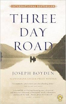 By Joseph Boyden *Scotiabank Giller Prize Winner* Boyden's debut novel. As Niska paddles her canoe on the three-day journey to take Xavier home, travelling through the stark and stunning landscape of Northern Ontario, their respective stories emerge.