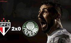 São Paulo 2x0 Palmeiras - Melhores Momentos & Gols (COMPLETO) - Campeonato Brasileiro 27/05/2017