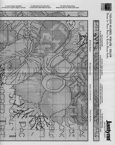 Derwentwater Designs lungo Stitch kit-Autunno sera