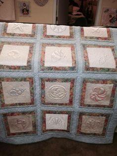 seashell quilt