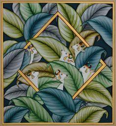 Pichwai: Pichwai Paintings, Shrinathji Paintings, Krishna Art, Rajasthani Art, Pichwai Paintings Online, Pichwai Paintings for Sale – Artisera