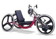 Invacare XLT PRO Handcycle $3,599.00 www.bikesomewherefun.com