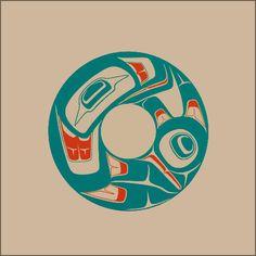 Si Google os ha arrastrado a esta apartada orilla es porque buscáis el genial minimalismo del arte Haida. Hasta ayer yo no sabía nada de...