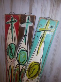 Skinny Church Art