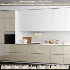 Bilderesultat for ikea voxtorp Claire's Kitchen, Beige Kitchen, Walnut Kitchen, Kitchen Units, Kitchen Interior, Kitchen Decor, Kitchen Cabinets, Küchen Design, Floor Design