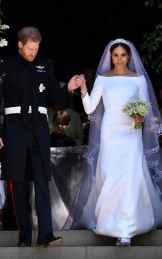 So after all that rumour and conjecture, Meghan Markle- now the Duchess of Sussex- and Clare Waight Keller of Givenchy have pulled off the fashion coup of the year by keeping their collaboration a complete secret from the world.