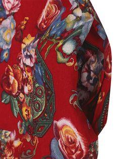 5790c1d786 Women Vintage Casual Floral Printed Loose Maxi Long Shirt Dress Kaftan