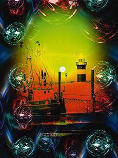 Glasbilder Artland Glasbild Landschaften Küste Walter Zettl: Leuchtturm-Romantik Größe: 80 x 60 cm Riesenauswahl in unsrem Händlershop! Artland http://www.amazon.de/dp/B00SZO6QLU/ref=cm_sw_r_pi_dp_IUyZub17CW802