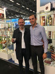 Our friend of Calvisius caviar at Sial Paris and Francesco Giovannacci 🇫🇷🇫🇷🇫🇷🇫🇷