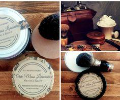 4.5 Oz Oak Moss Limousin Shave Soap