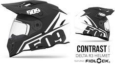 509 Delta R3 Helmet