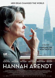 Hannah Arendt @ Edificio de Ferro - Ourense cine cinema audiovisual A muller na historia