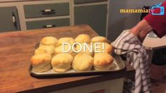 Discover this ingenious recipe that'll allow you to make the perfect scones with just three ingredients... one of which is a can of lemonade! Mind. Blown.