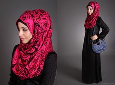 Her Fashion: iLoveModesty's Charming Hijab Styling