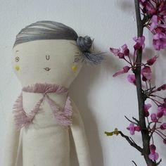 Josefine   Handmade Doll