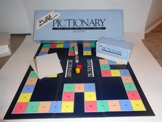 Bible Pictionary first Edition