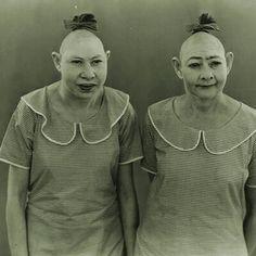 Résultats de recherche d'images pour « freak show human cannonball Vintage Bizarre, Creepy Vintage, Old Circus, Vintage Circus, Dark Circus, Vintage Twins, Vintage Carnival, American Horror Story, American Gods