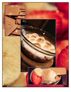 Quick and easy dessert! S'mores dip made in your oven! So Good!!!