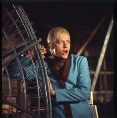 Straker in Exposed Courtesy UFO series