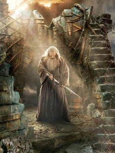 #Gandalf,#elhobbit
