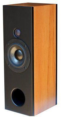 The Canoe Ultimate Desktop Loudspeaker Monitor Speakers Bookshelf Floor Standing