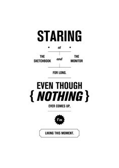 I design, therefore I am by Wonchan Lee, via Behance