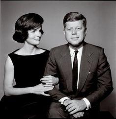 The Kennedy Family - especially Jackie