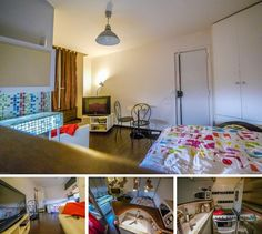 Small budget studio for rent in Paris at Rue Frochot in the 9th administrative district of the city. It is a pleasant and comfortable enough apartment for short and long term rentals in the French capital.