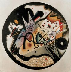 In The Black Circle, 1923 (Dans le Cercle Noir) Poster by Wassily Kandinsky Im Schwarzen Kreis, 1923 (Dans le Cercle Noir) Poster von Wassily Kandinsky Kandinsky Prints, Kandinsky Art, Wassily Kandinsky Paintings, Framed Wall Art, Framed Art Prints, Painting Prints, Canvas Prints, Framing Canvas Art, Art Moderne