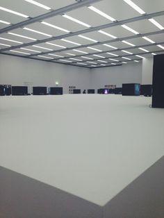 Retro television vibes. Mumok Museum of Modern Art, Vienna.