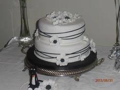 My nephews engagement cake