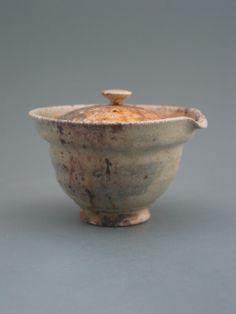 Shiboridashi Teapot 150 ml.  wood-fired by GREENWOODSTUDIO on Etsy