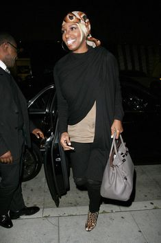 NeNe Leakes Photo - NeNe Leakes Out For Dinner At Mr Chow Nene Leakes,  Hermes ec1b3d7f87