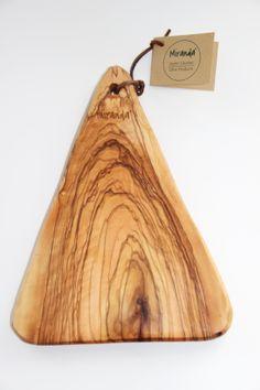 Zeytin ağacından peynir tahtası...