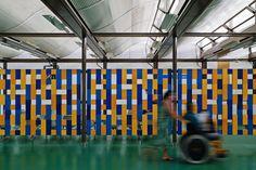 Hospital Sarah Kubitschek | Architect: João Filgueiras Lima (also known as Lelé)