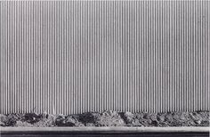 LEWIS BALTZ - absolutely minimal, but stunning image of the urban landscape. You can find interesting tones and compositions everywhere.remember to think about EACH shot and framing it to be interesting. Classic Photography, History Of Photography, Contemporary Photography, Documentary Photography, Artistic Photography, Black And White Photography, Landscape Photography, Lewis Baltz, New Topographics