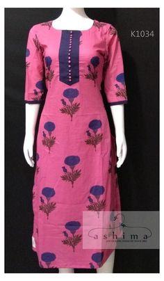 Salwar Neck Designs, Neck Designs For Suits, Kurta Neck Design, Sleeves Designs For Dresses, Dress Neck Designs, Kurta Designs Women, Stylish Dress Designs, Neck Design For Kurtis, Chudi Neck Designs