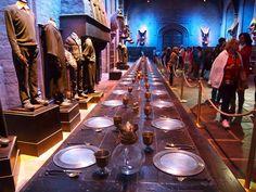 Warner Bros. Studio Tour London - The Making of Harry Potter http://travelblog.viator.com/the-making-of-harry-potter-tour-in-london/