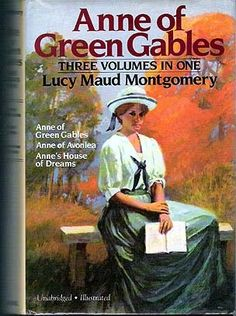 Anne of Green Gables by Lucy Maude Montgomery Three Books in One Volume 0517605171 | eBay