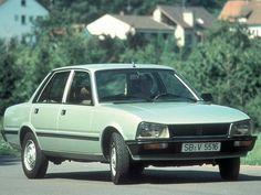 Peugeot 505 (1979 – 1985).