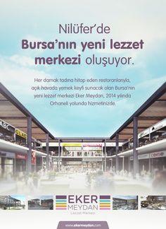 Nilüfer'de Bursa'nın yeni lezzet merkezi oluşuyor. Desktop Screenshot, Blog, Blogging