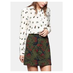 Blouse, Cactus blouse - The Sting