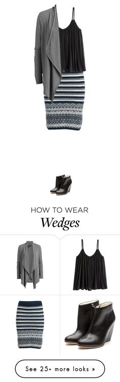 """201512162"" by mpociute on Polyvore featuring H&M and Rupert Sanderson"