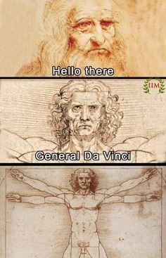 General Da Vinci