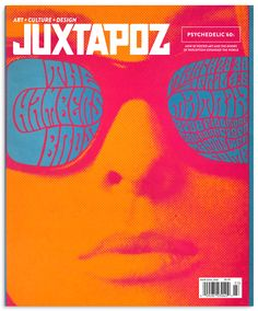 Juxtapoz Magazine - Psychedelic 1960s: The Poster Art of Alton Kelley